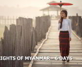 Highlights of Myanmar – 6 Days