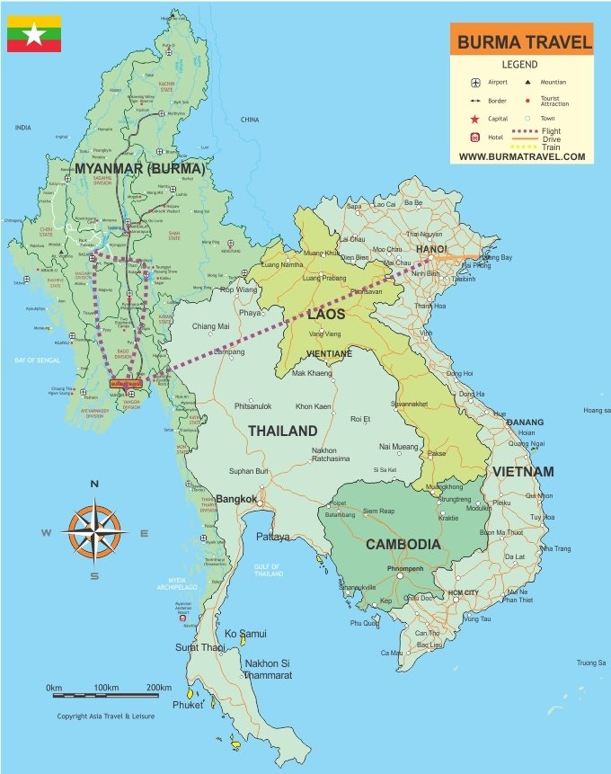 Map-Luxury-Vietnam-Myanmar-Journey