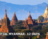 Essential of Myanmar – 12 Days