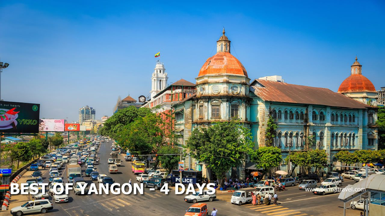 Bestofyangon-4days