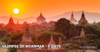 Glimpse of Myanmar: 6 day myanmar itinerary