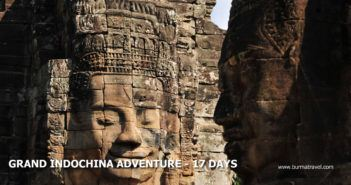 Indochina Adventures: 17 Days Vietnam Cambodia Laos tour packages