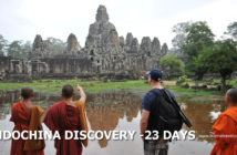 Indochina Discovery Tour - 23 Days