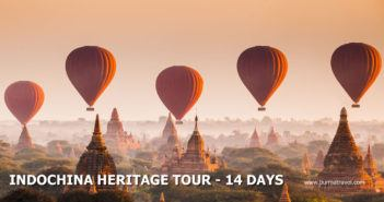 Indochina Heritage Tour - 14 days to Vietnam and Myanmar