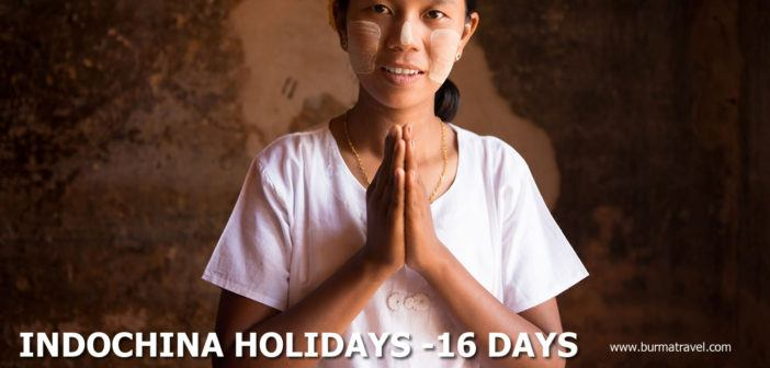 Indochina Holidays – 16 days
