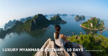 Luxury Myanmar & Vietnam Tours: