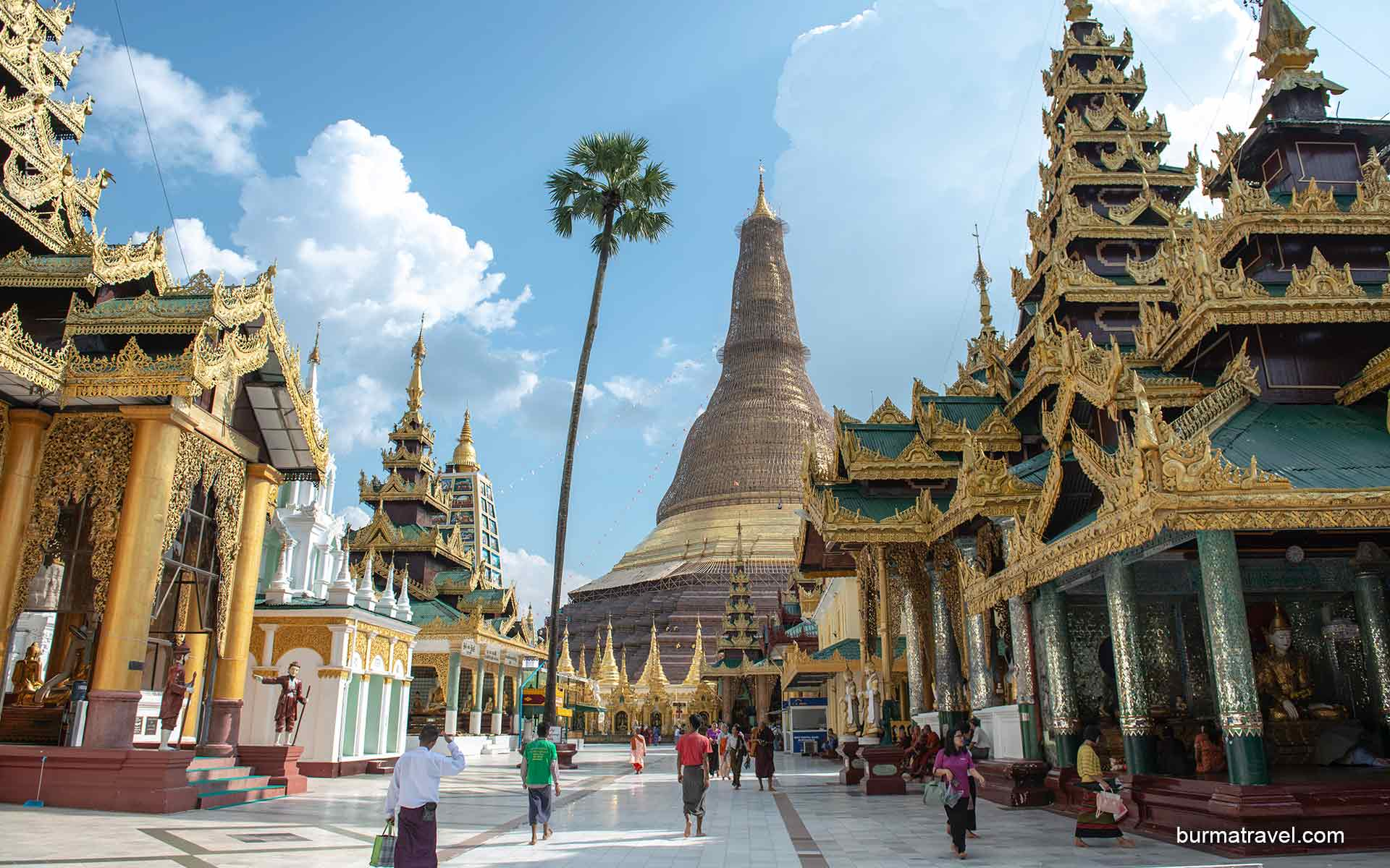 Essential Myanmar Journey from United Kingdom