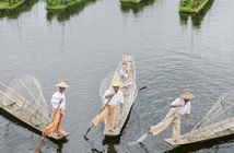 Inle Lake - Paradise on earth in Burma