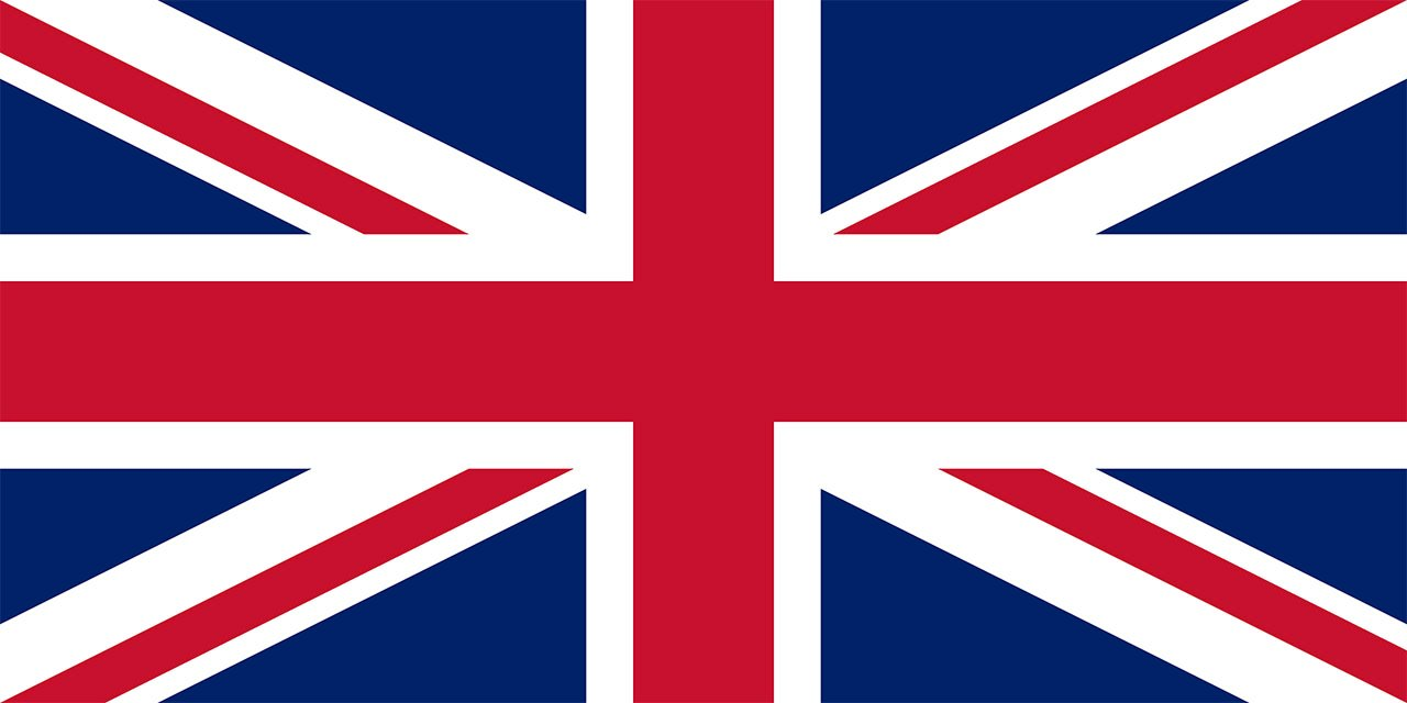 Flag of British Burma as a part of British India (1824–1937)